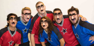 ComedySportz Houston family improv show
