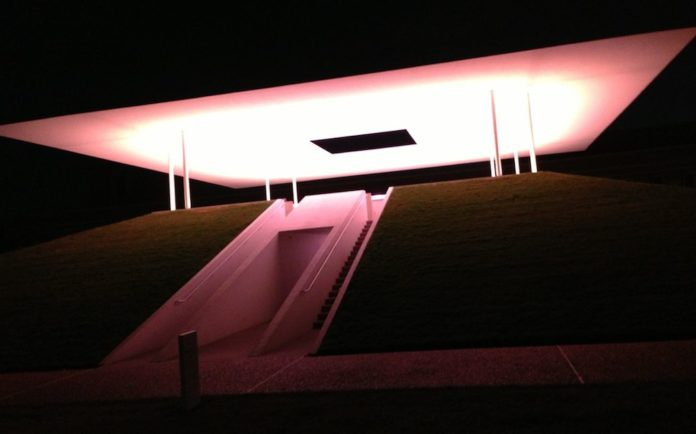 Rice-Skyspace-james turrell skyspace rice university