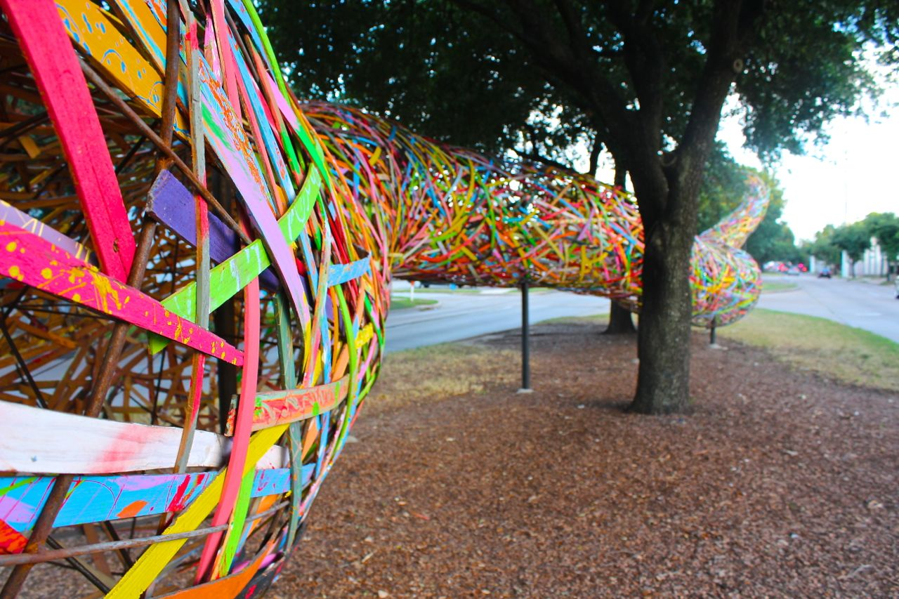 the funnel tunnel houston in montrose 365 things to do