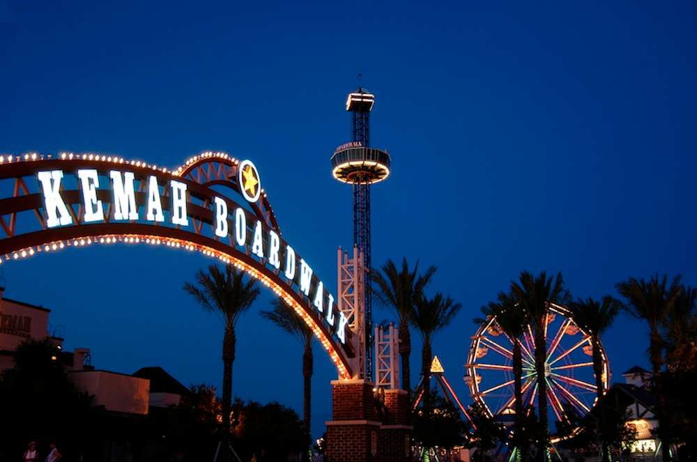 New Kemah Restaurants
