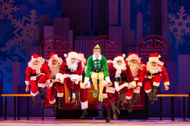 Elf The Musical Houston 365 Things To Do In Houston