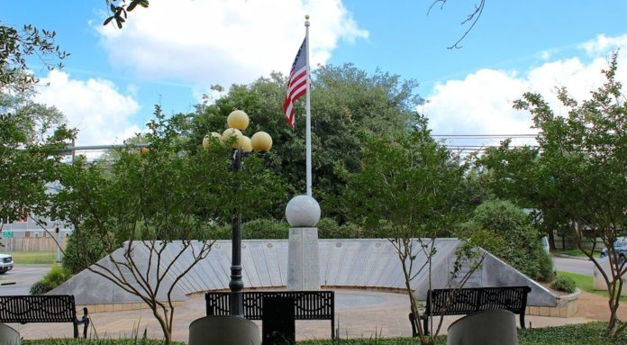 houston heights world war ii memorial