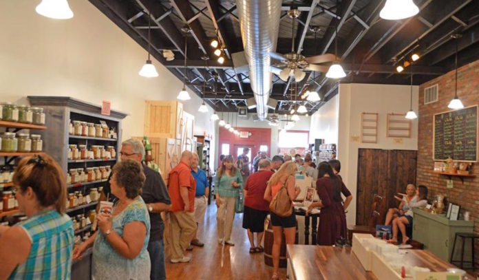 Holiday Open House at Savory Spice Shop | 365 Houston