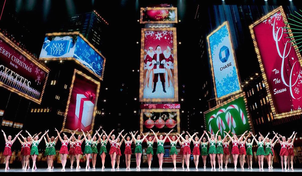 Discount coupons for rockettes christmas show