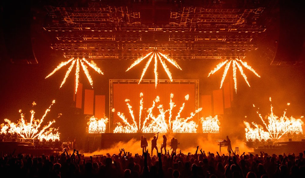 Rock out at Trans-Siberian Orchestra's Christmas show