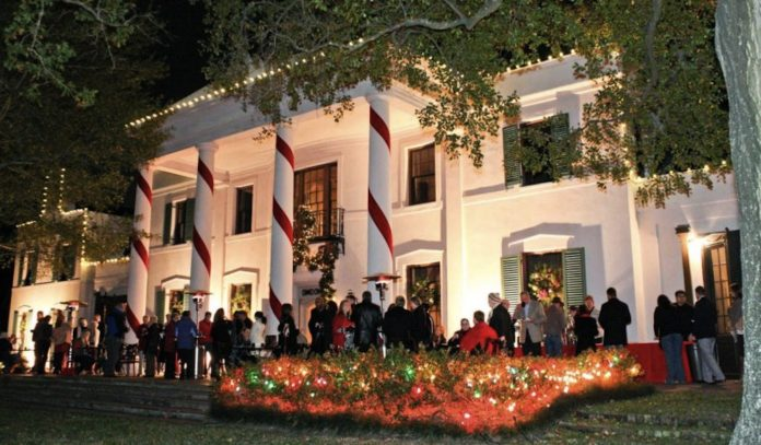 bayou bend christmas village houston mfah december 2015 - Christmas In The Bayou