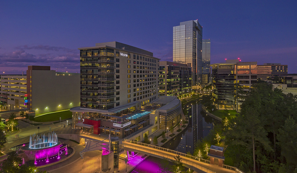 The Westin at The Woodlands | Photo: Mark Knight