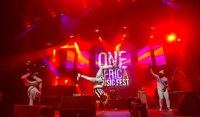 One Africa Music Fest Tour