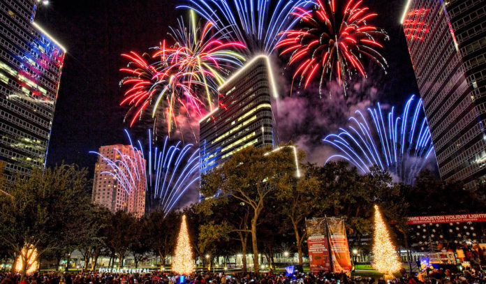 31st Annual Uptown Houston Holiday Lighting