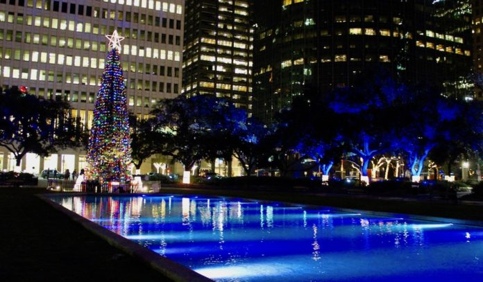 Christmas Houston
