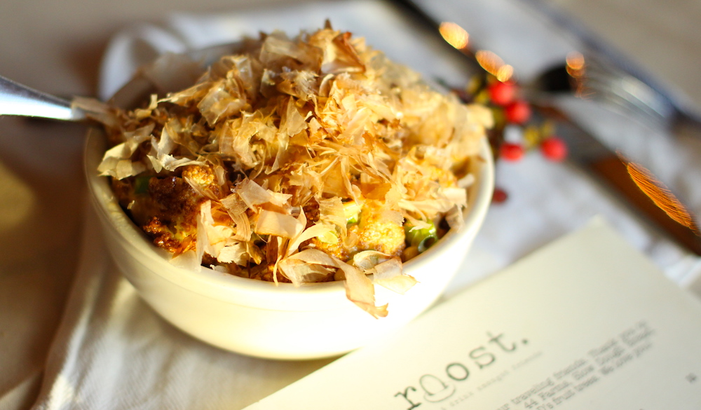 Famous Fried Cauliflower at Roost_Photo by Meilin Hyde