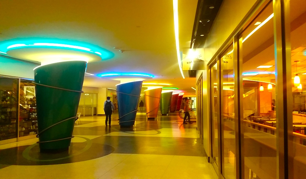 Explore A Retail City Underground In The Downtown Houston Tunnel System