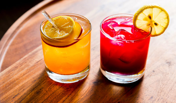 where-to-happy-hour-rice-village-2017-Old-Fashion-and-Just-Beet-It-Margarita-by-Julie-Soefer