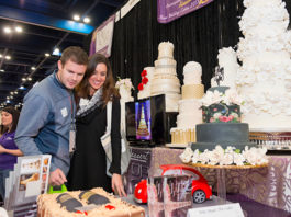 bridal-extravaganza-show-discount-tickets-january-2018-wedding cakes