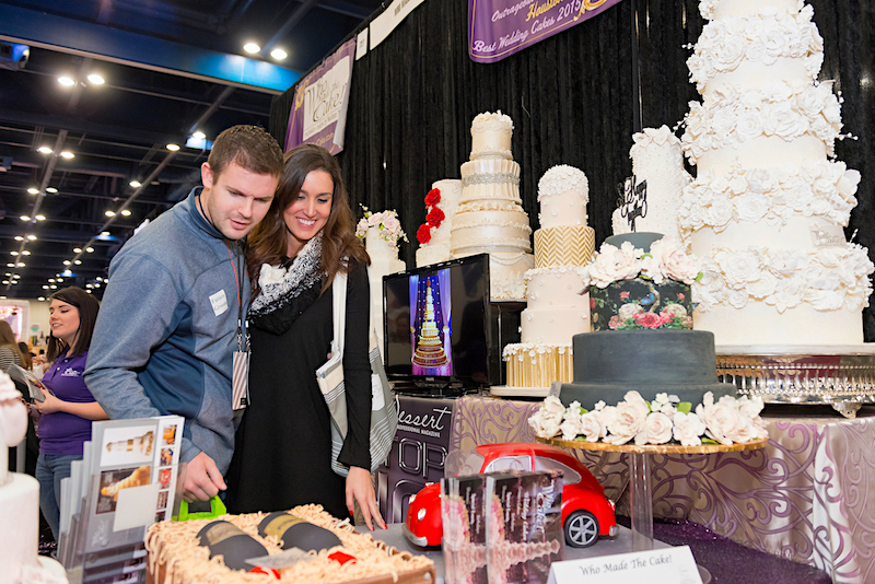 bridal-extravaganza-show-discount-tickets-july-2017-wedding cakes