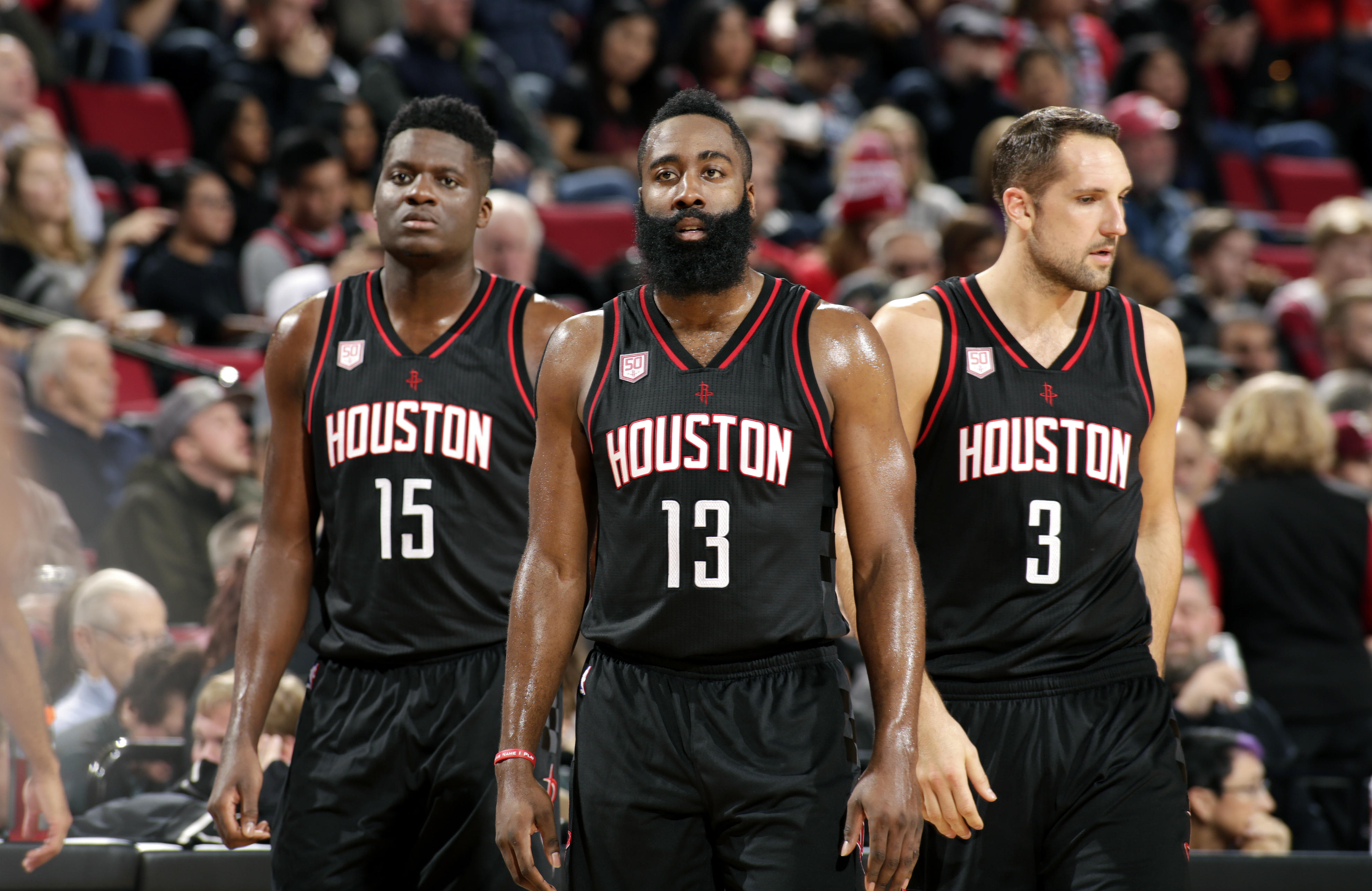 Houston Rockets vs. New Orleans Pelicans at Toyota Center ...
