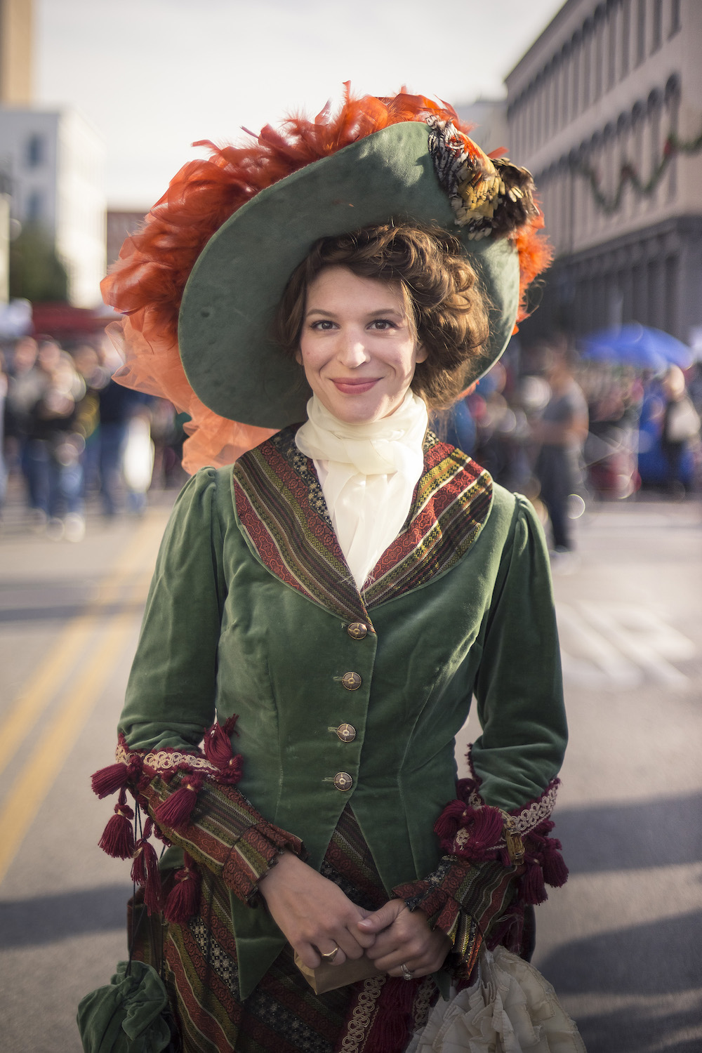 Dickens on the Strand 2017 in Historic