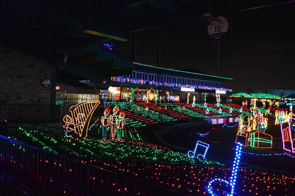 Admission - Upcoming Events Sugar Land Holiday Lights At Constellation Field