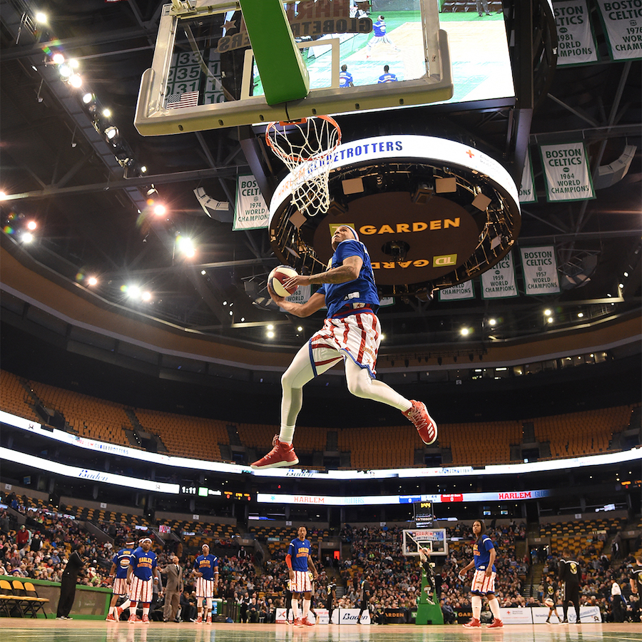 harlem-globetrotters-2018-tour-at-berry-center-northwest-houston-Animal Hyche