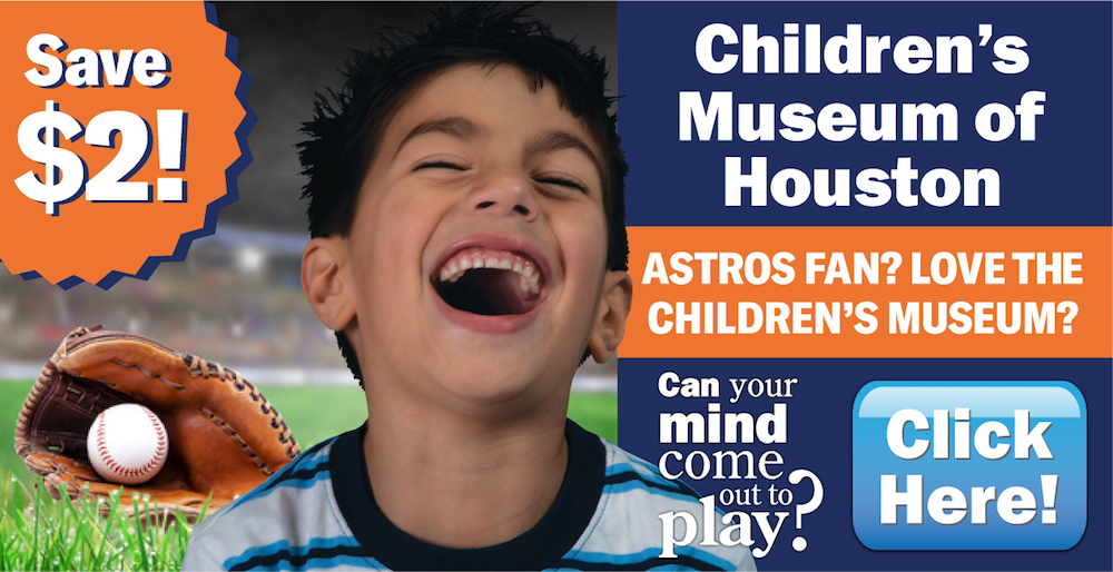 houston astros children 39 s activities at children 39 s museum of houston 365 things to do in houston. Black Bedroom Furniture Sets. Home Design Ideas