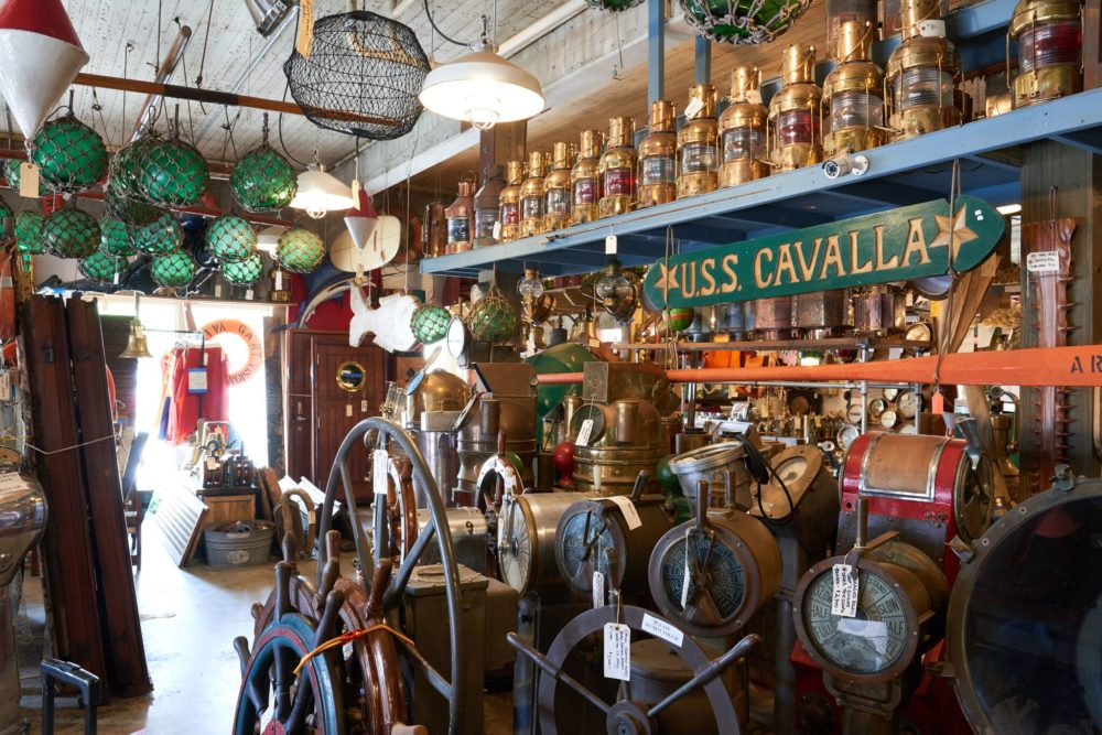 escape-the-heat-downtown-galveston-2018-nautical-antiques