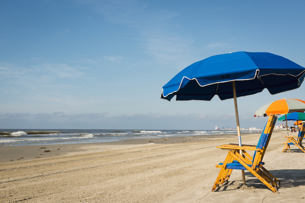 Find Your Beach on Galveston Island: East vs  Stewart Beach