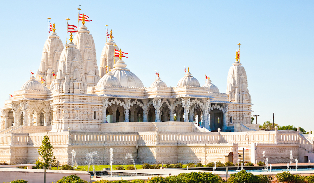 BAPS Shri Swaminarayan Mandir in Stafford | 365 Houston