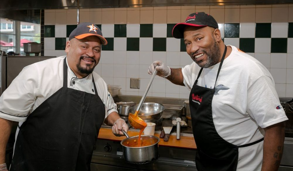 bun b and chef alex padilla