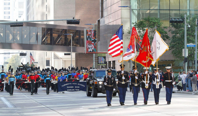 veterans-day-houston-events-2019