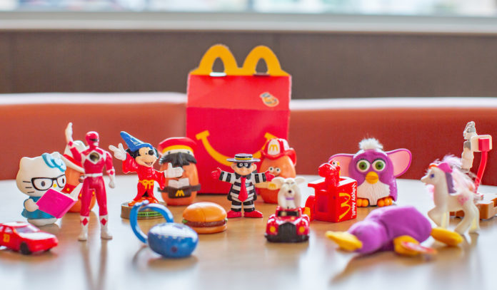 40th Anniversary Happy Meals at McDonald's | 365 Houston