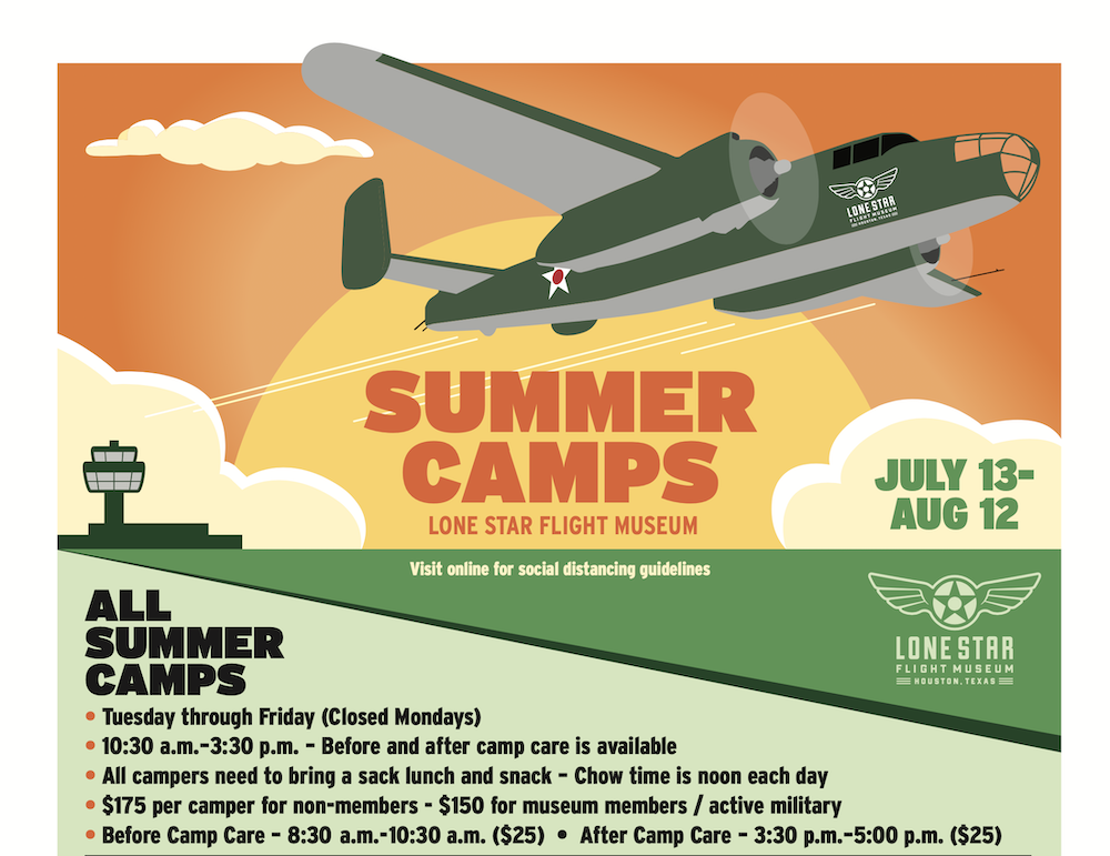 summer-camp-flight-engineering-lone-star-flight-museum