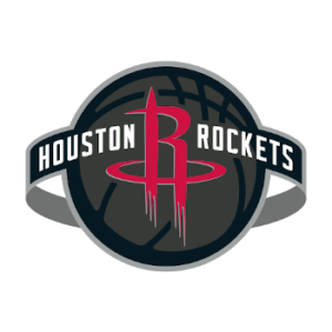 The Houston Rockets logo